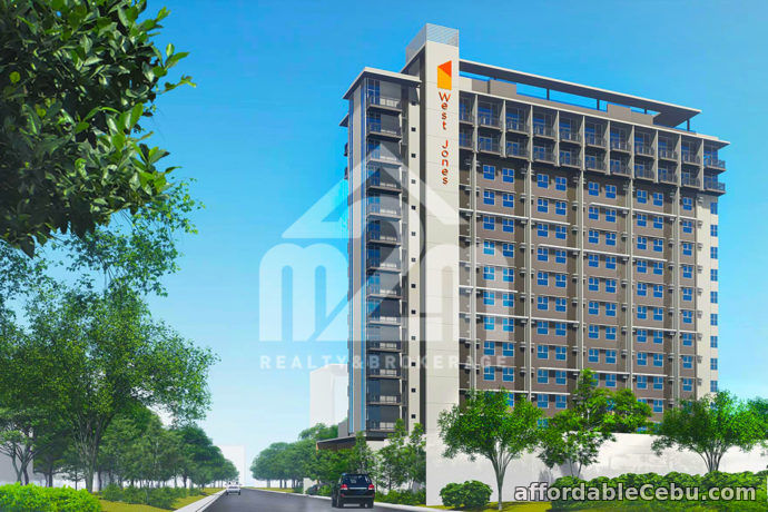 1st picture of Condo For Sale - West Jones Residences(1-BEDROOM UNIT) Jones Avenue Cebu City For Sale in Cebu, Philippines