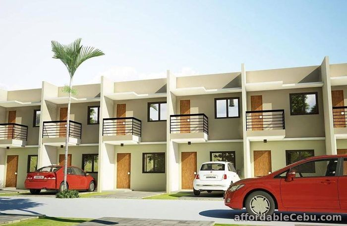 2nd picture of 2-STOREY TOWNHOUSE IN GUN-OB LAPU LAPU CITY  THRU IN-HOUSE FINANCING...NO NEED FOR BANK OR PAG IBIG LOAN For Sale in Cebu, Philippines
