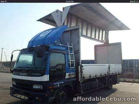 2nd picture of Truck for Rent For Rent in Cebu, Philippines