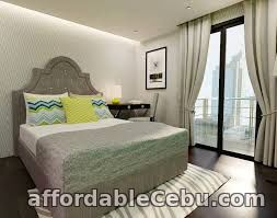 2nd picture of CITYSCAPE GRAND TOWER 2 BEDROOM For Sale in Cebu, Philippines