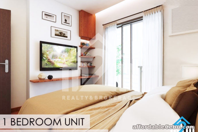 2nd picture of Condo For Sale Ready For Occupancy  - Antara Condominium(1-BEDROOM UNIT) Lawaan, Talisay City, Cebu For Sale in Cebu, Philippines