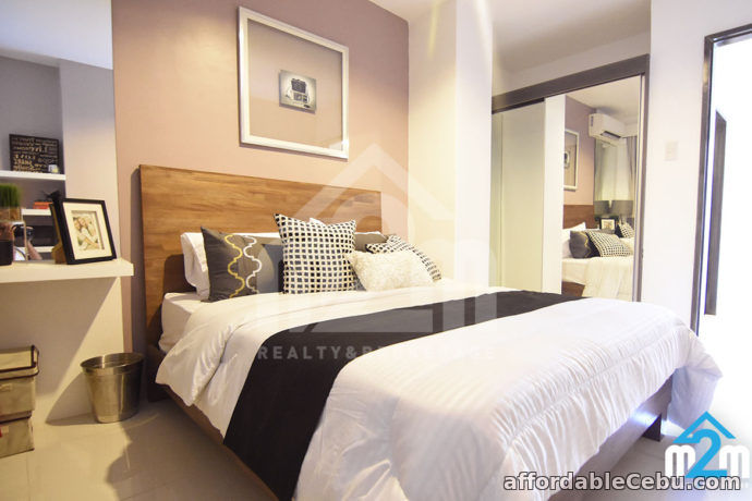 2nd picture of Condo For Sale Pre selling - Vista Suarez Cebu(2-BEDROOM UNIT) Gorordo Avenue Cor. N. Escario St. Cebu City For Sale in Cebu, Philippines