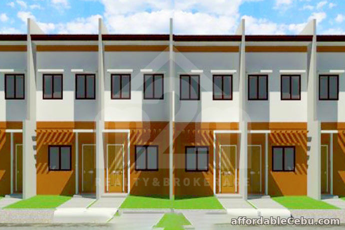 1st picture of House and Lot For Sale - Preciousville Subdivision (2-Storey Townhouse) Lagtang, Talisay City, Cebu For Sale in Cebu, Philippines