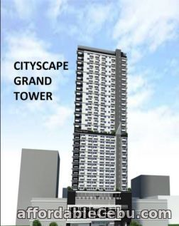 1st picture of 1BEDROOM unit CityscapeGrand Tower at the middle of the City. For Sale in Cebu, Philippines