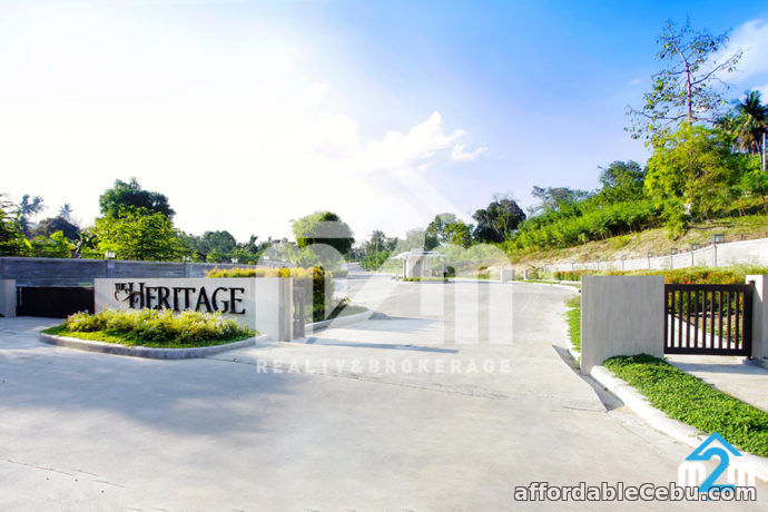2nd picture of Lot For Sale - The Heritage Subdivision(LOT ONLY) Jagobiao, Mandaue City, Cebu For Sale in Cebu, Philippines