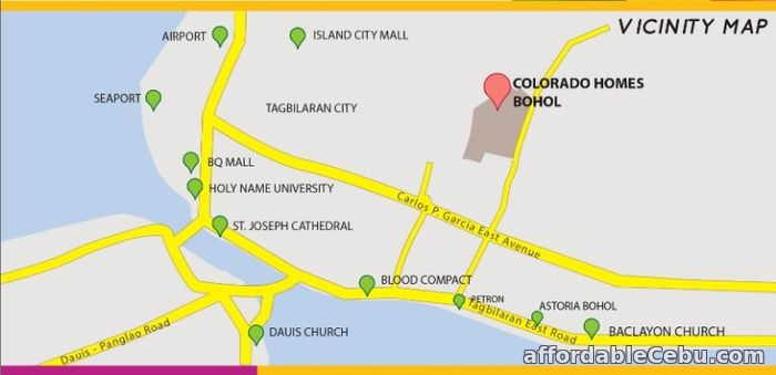 1st picture of Colorado Homes Bohol For Sale in Cebu, Philippines