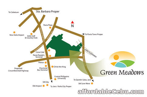 1st picture of Lots for sale at Green Meadows Iloilo For Sale in Cebu, Philippines