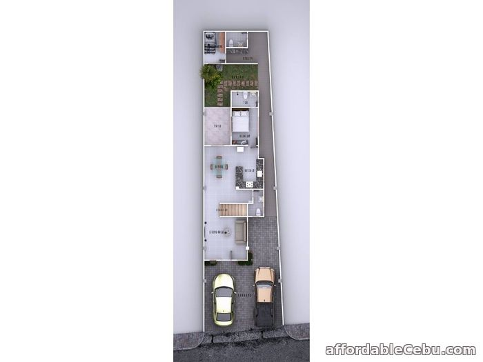 3rd picture of PRE-SELLING 2Storey Single Detached House in Punta Princesa, Cebu City For Sale in Cebu, Philippines