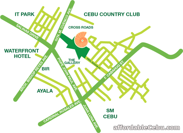 1st picture of Units for Sale at Grand Residences Cebu For Sale in Cebu, Philippines