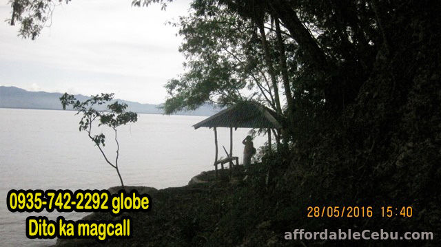 1st picture of Beautiful Beachfront Lot at Samal Island for Sale. Only P2.9 M o9357422292 gl For Sale in Cebu, Philippines