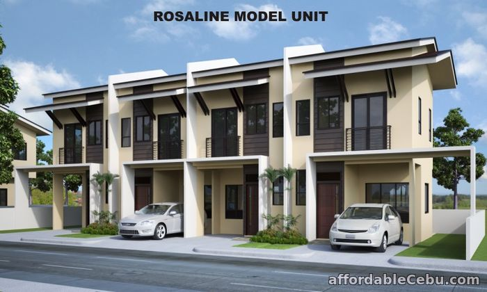 2nd picture of SERENIS SOUTH TALISAY SUBDIVISION - ROSALINE TOWNHOUSE For Sale in Cebu, Philippines