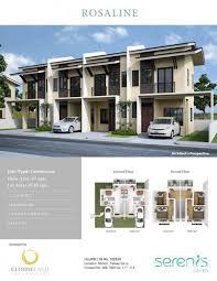 3rd picture of ROSALINE - 2BR TOWNHOUSE IN SERENIS SOUTH MOHON TALISAY CEBU, CEBU CITY For Sale in Cebu, Philippines