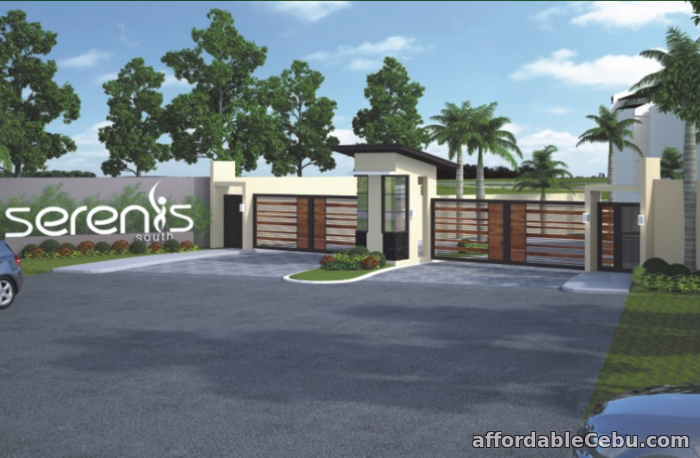 1st picture of SERENIS SOUTH TALISAY SUBDIVISION - ROSALINE TOWNHOUSE For Sale in Cebu, Philippines