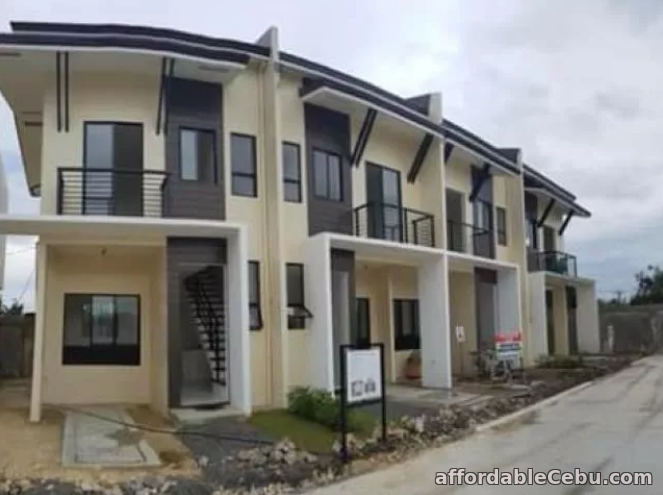 1st picture of 2 Bedroom Townhouse Serenis South Talisay City, Cebu P 3,255,300 For Sale in Cebu, Philippines
