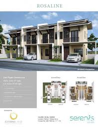 2nd picture of ROSALINE - 2BR TOWNHOUSE IN SERENIS SOUTH MOHON TALISAY CEBU For Sale in Cebu, Philippines
