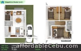 4th picture of SAPPHIRE – 4BR SINGLE ATTACHED HOUSE SERENIS SOUTH TALISAY, CEBU, CEBU CITY For Sale in Cebu, Philippines
