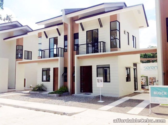 4th picture of HOUSE AND LOT FOR SALE- DUPLEX PHP 3,662,790.39 For Sale in Cebu, Philippines