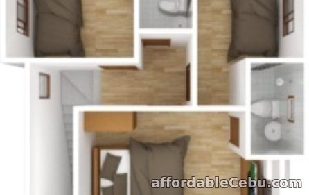 3rd picture of 4 BR – Amethyst house Serenis South (single Detached) For Sale in Cebu, Philippines