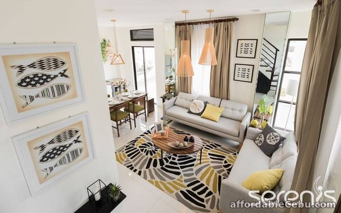 2nd picture of HOUSE AND LOT FOR SALE- DUPLEX PHP 3,662,790.39 For Sale in Cebu, Philippines