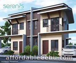 1st picture of HOUSE AND LOT FOR SALE- DUPLEX PHP 3,662,790.39 For Sale in Cebu, Philippines