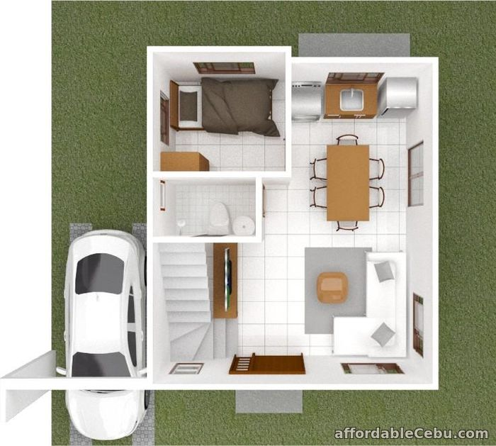 2nd picture of SINGLE DETACHED UPHILL PHP 7,161,260.99 For Sale in Cebu, Philippines