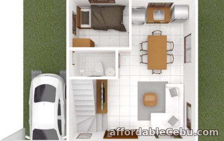 2nd picture of 4 BR – Amethyst house Serenis South (single Detached) For Sale in Cebu, Philippines