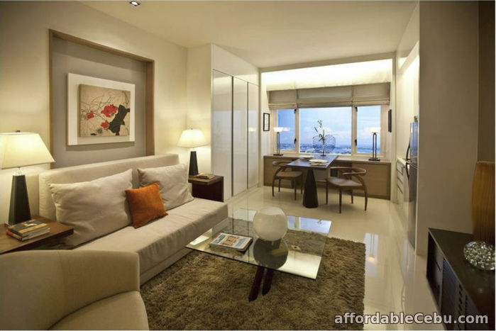 2nd picture of Condo Unit 2 Bedroom Garden in Calyx Residences Ayala Cebu For Sale in Cebu, Philippines