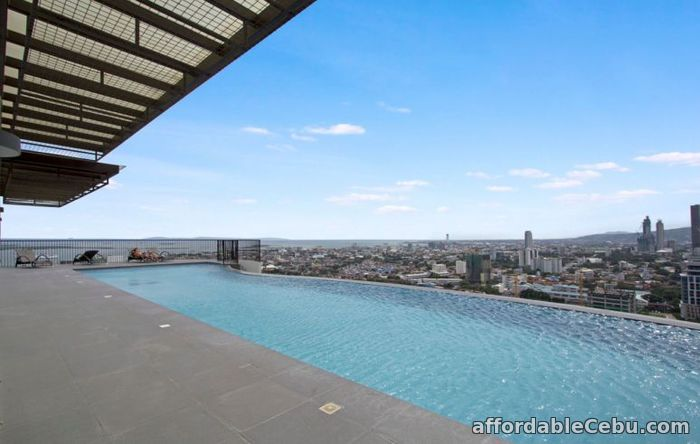 4th picture of CALYX RESIDENCES - 1 Bedroom (18LM Unit) For Sale in Cebu, Philippines