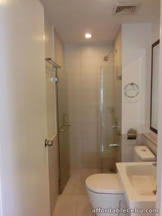 4th picture of Condo Unit 2 Bedroom Garden in Calyx Residences Ayala Cebu For Sale in Cebu, Philippines