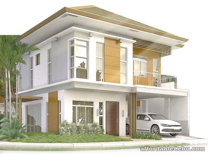 1st picture of KAHALE RESIDENCES - MOANA MODEL (SD-2), MINGLANILLA For Sale in Cebu, Philippines
