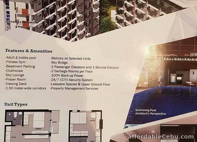 4th picture of Casa Mira Towers Guadalupe For Sale in Cebu, Philippines