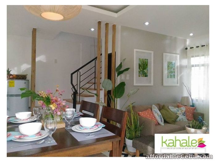 3rd picture of KAHALE RESIDENCES - MAKANI MODEL (SINGLE ATTACHED/DUPLEX SA-2) For Sale in Cebu, Philippines