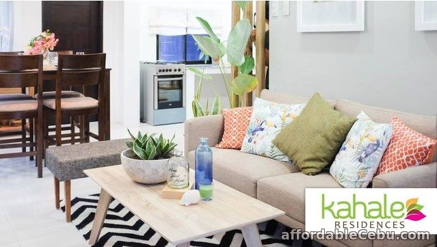 4th picture of KAHALE RESIDENCES - MAKANI MODEL (SINGLE ATTACHED/DUPLEX SA-2) For Sale in Cebu, Philippines