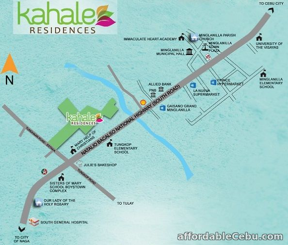 5th picture of KAHALE RESIDENCES - AOLANI END UNIT (SINGLE ATTACHED SA-1) For Sale in Cebu, Philippines