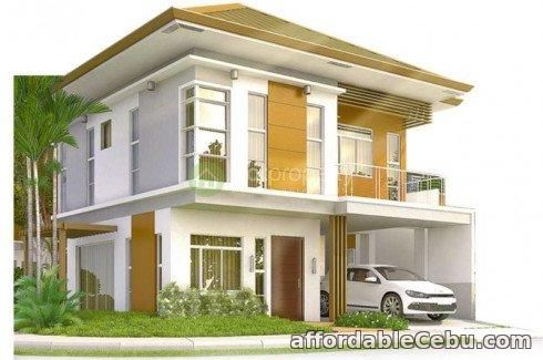 1st picture of KAHALE RESIDENCES MOANA MODEL A 2-STOREY DETACHED HOUSE-LOT 9 For Sale in Cebu, Philippines