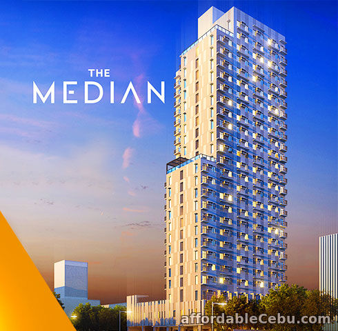 1st picture of THE MEDIAN CONDO- ONE BEDROOM For Sale in Cebu, Philippines
