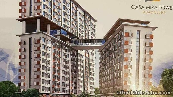 1st picture of Casa Mira Towers Guadalupe For Sale in Cebu, Philippines