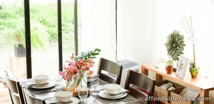 4th picture of HOUSE AND LOT FOR SALE- Aolani (End Unit) For Sale in Cebu, Philippines