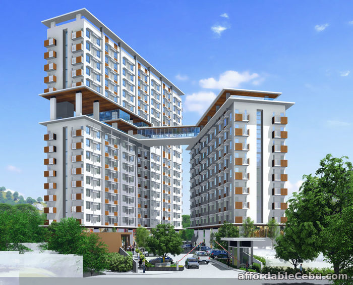 1st picture of 17TH FLOOR UNIT 12 - CASA MIRA TOWERS GUADALUPE For Sale in Cebu, Philippines