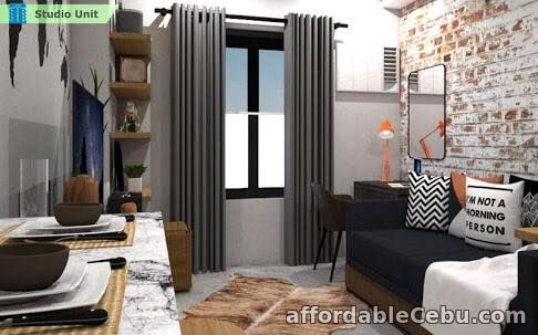 4th picture of THE MEDIAN RESIDENCES - STUDIO UNIT FOR SALE, CEBU For Sale in Cebu, Philippines