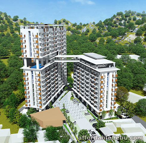1st picture of CASA MIRA TOWERS GUADALUPE - STUDIO UNIT For Sale in Cebu, Philippines