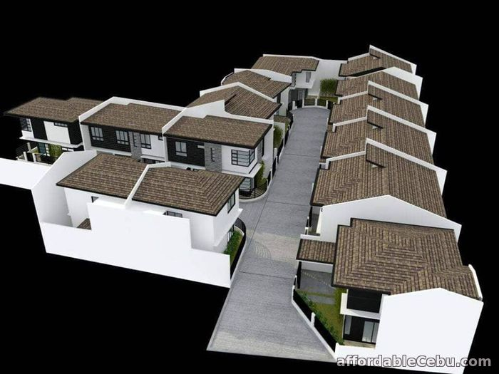 4th picture of Duplex Type House @7th Avenue Drive Residences, Agro Macro II, Cabancalan Mandaue City For Sale in Cebu, Philippines