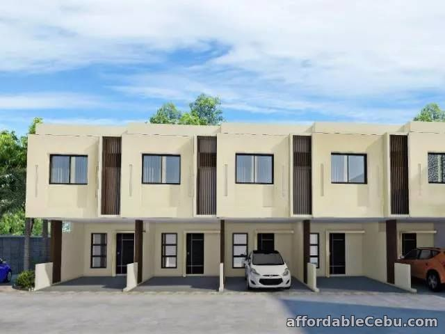 1st picture of Townhouse 2 Storey in Pusok Lapu-Lapu For Sale in Cebu, Philippines