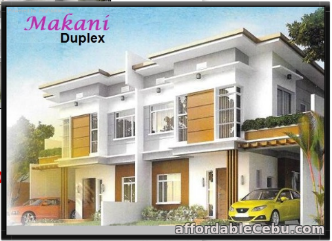 1st picture of MAKANI ( DUPLEX HOUSE) - 3BR/2T&B For Sale in Cebu, Philippines