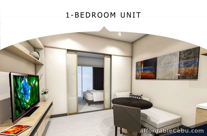 3rd picture of 23RD FLOOR UNIT 29 & 30 1BR A2 - ONE ASTRA PLACE For Sale in Cebu, Philippines