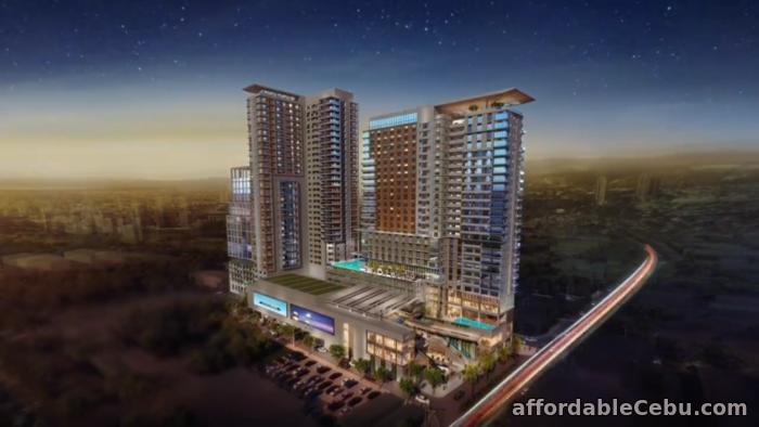 1st picture of 23RD FLOOR UNIT 29 & 30 1BR A2 - ONE ASTRA PLACE For Sale in Cebu, Philippines
