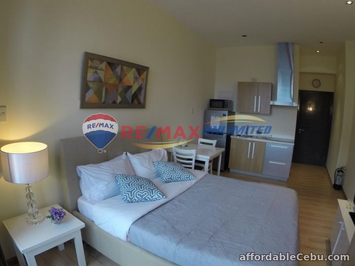 2nd picture of FOR RENT: Studio Unit with Balcony in Knightsbridge Residences - Century City in Makati City For Rent in Cebu, Philippines