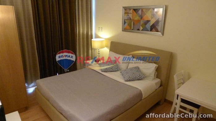 4th picture of FOR RENT: Studio Unit with Balcony in Knightsbridge Residences - Century City in Makati City For Rent in Cebu, Philippines