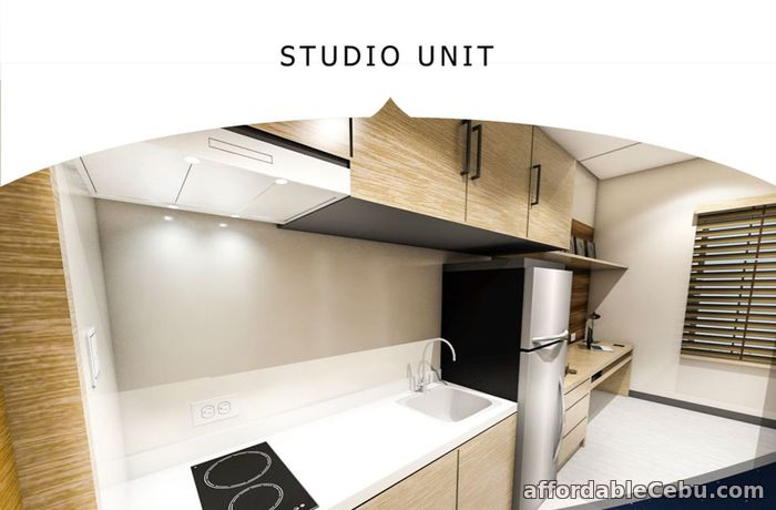3rd picture of 25TH FLOOR UNIT 2512 STUDIO A2 - ONE ASTRA PLACE For Sale in Cebu, Philippines