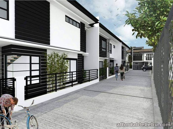 2nd picture of Duplex type House Last Unit (re-open) For Sale in Cebu, Philippines